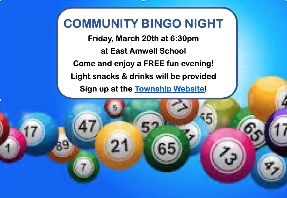 Twp Bingo Night